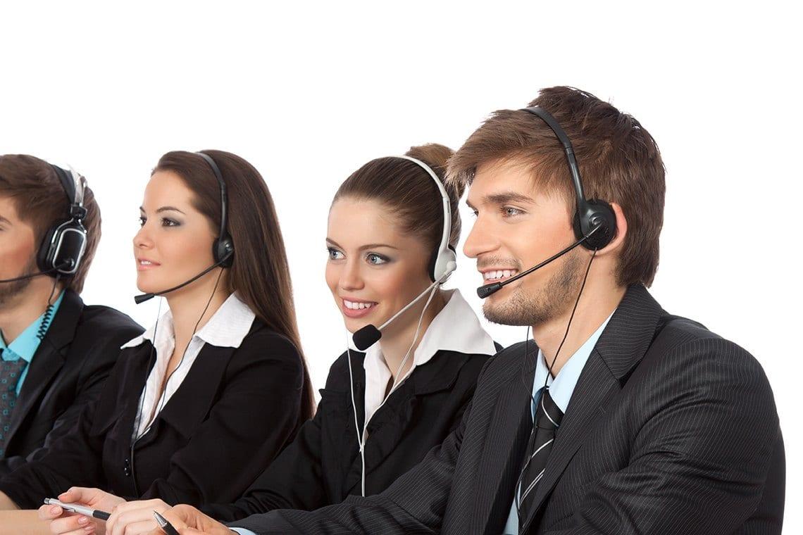 blended call center