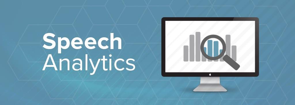 speech analytics, call center