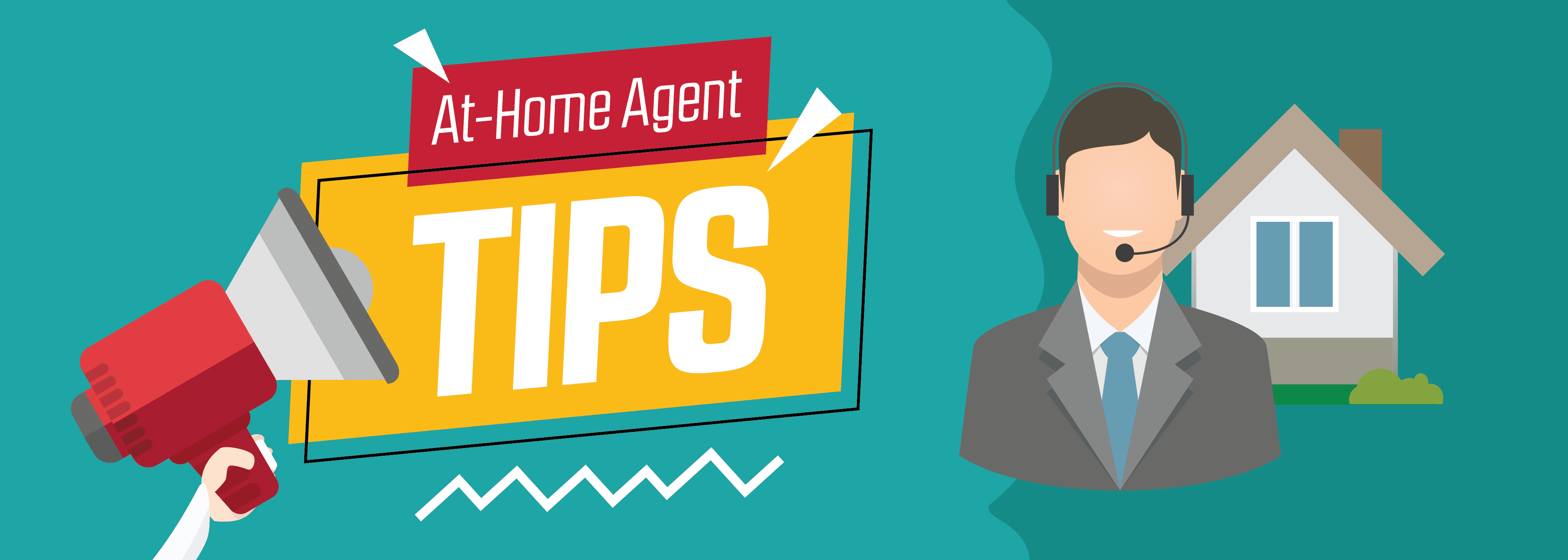 Tips For Call Center Agents Working From Home